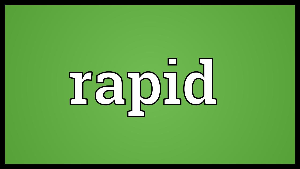 Rapid fire meaning in hindi