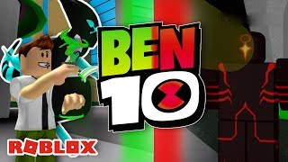 BEN 10 VS MALWARE!! (Roblox Ben 10 Universal Showdown)