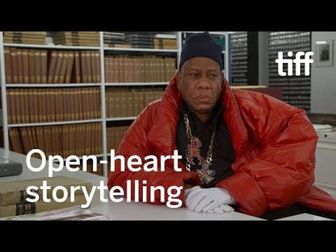 Director Kate Novack unpacks André Leon Talley | TIFF 2018 ...