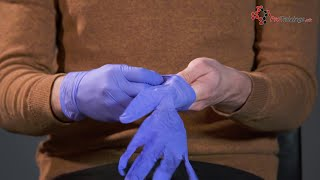 Using Gloves to Prevent Coronavirus from Being Transmitted