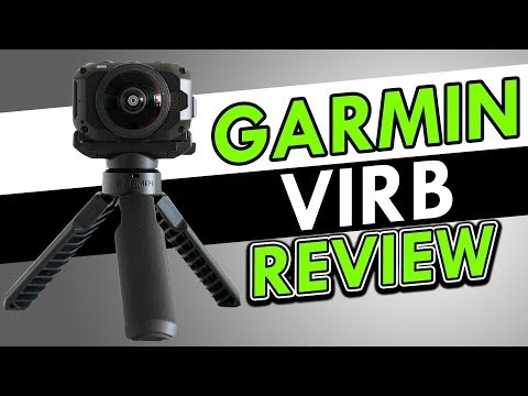 Garmin Virb Review - The Ultimate 360 Video Camera?