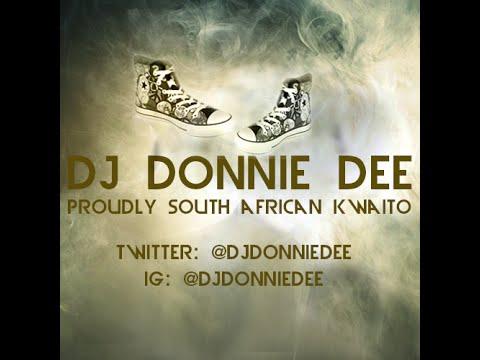 @dj donnie-dee kwaito Mix