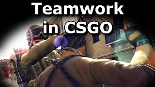 CS GO Teamwork Tutorial