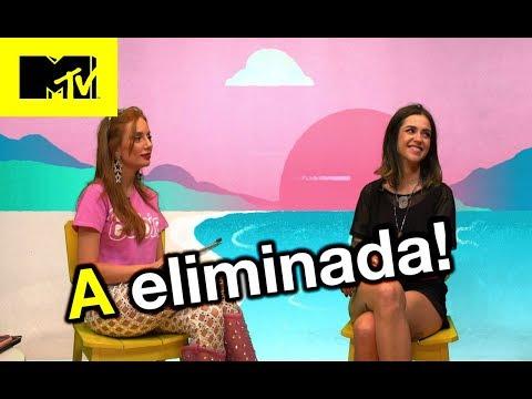 No Estúdio com o ex: Gabi Domingues