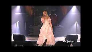 Kelly Clarkson - Behind These Hazel Eyes (AOL Music Live)