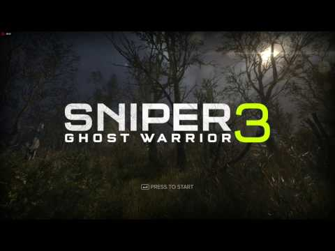 Sniper: Ghost Warrior 3 - Main menu theme Song