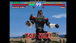 Download Video Tekken 2 Arcade Secret Character Codes MP3 3GP MP4