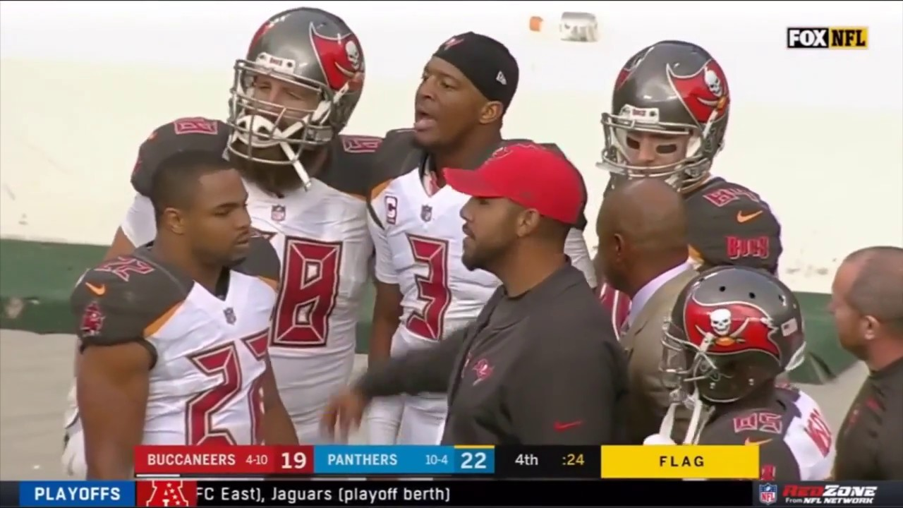 Panthers vs. Buccaneers score: Carolina wins behind five interceptions of Jameis Winston