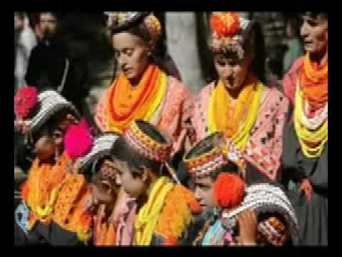 Kalash people Chitral