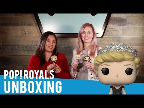 Pop! Royals Unboxing!