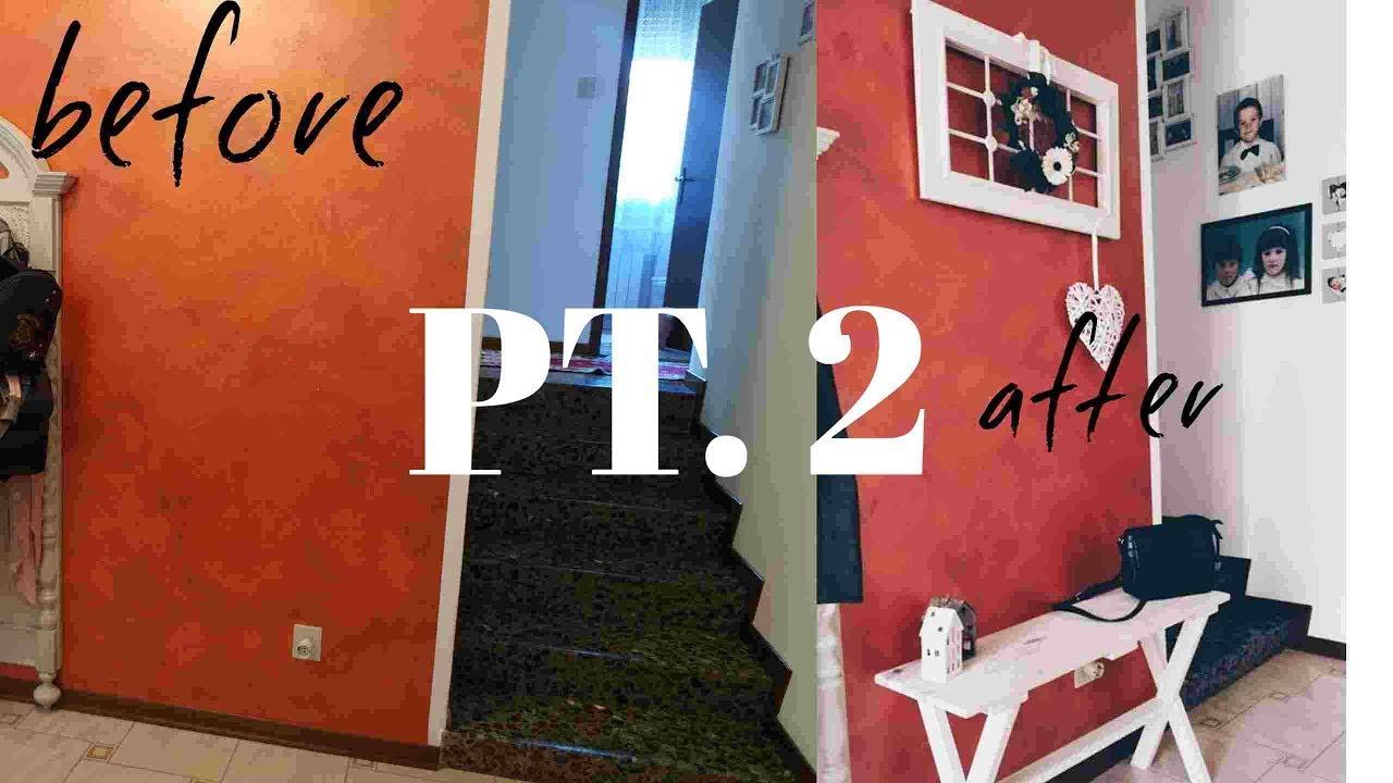 RESTYLING HOME ingresso shabby chic PT 2