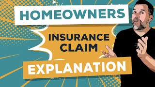 Homeowners Insurance Claim An In-depth Explanation