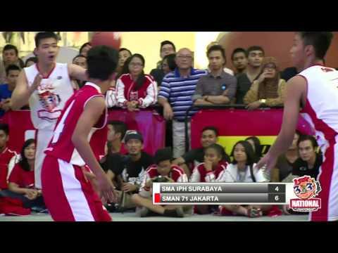LOOP 3X3 NATIONAL CHAMPIONSHIP FINAL BOYS - SMA IPH Surabaya VS SMAN 71 Jakarta