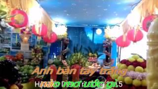 Trăng Thu Bừng Sáng ● Karaoke OFFICIAL