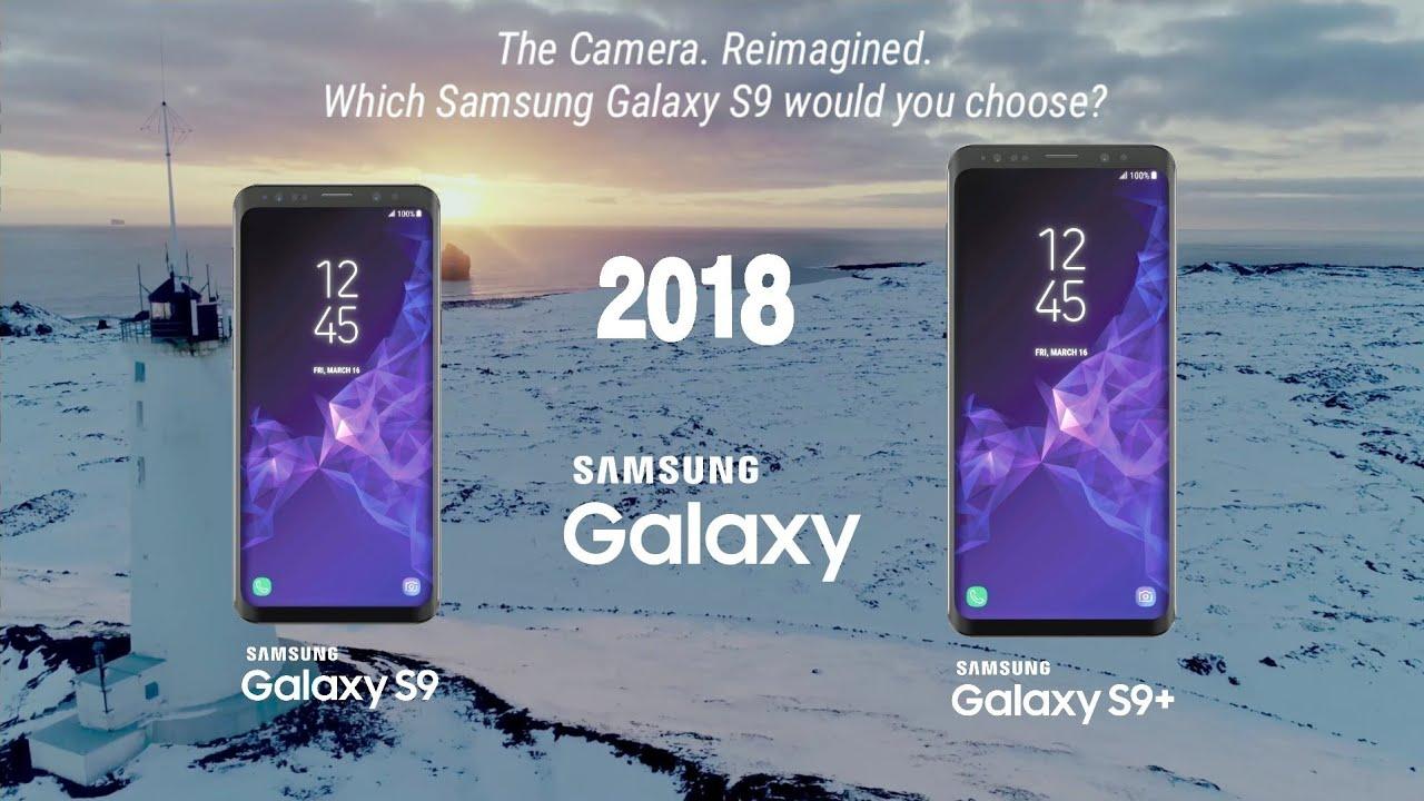 Samsung Galaxy S9 - Over The Horizon (Ringtone)