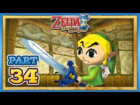 The Legend of Zelda: Phantom Hourglass - Part 34 - The Phantom Sword!