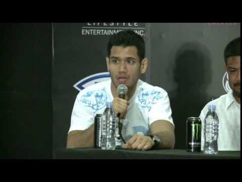 Fight Night Manila: Post-fight Press Conference