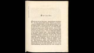CPE Bach - Sonata Wq.51/2 - 1. Adagio sostenuto, Presto
