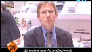 Patrick Vandaele, Commercial BTP