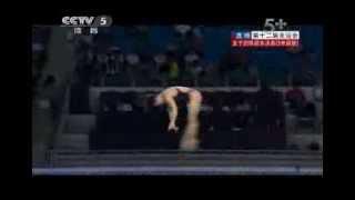 【全運會】女子團體跳水決賽 單人三米跳板