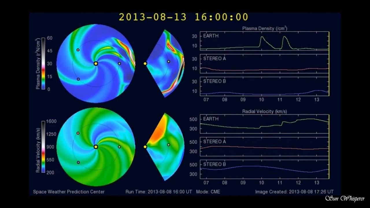 Solar Storm WARNING: Tech blackout and 'Power grid ...  Solar Storm Warning