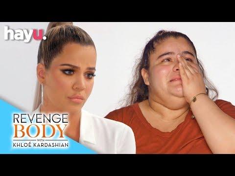 Khloé Kardashian Helps Young Woman Gain Confidence After Traumatic Past | Season 3 | Revenge Body