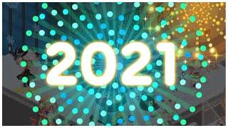 2021 HAPPY NEW YEAR   라인플레이 벨리…