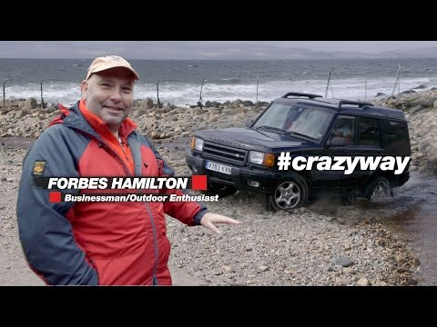 Forbes Hamilton, Land Rover Discovery