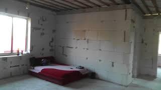 Ремонт частного дома 182 м2 .  Remont Service Запорожье.  Обзор до начала работ.