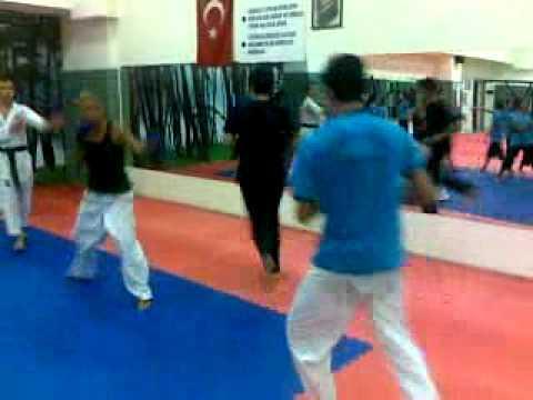 Tülay KAYACIK - KARATE  Training