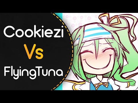 Cookiezi vs FlyingTuna! // Hige Driver join. SELEN - DADADADADADADADADADA (Lokovodo) [ULTRA BERZERK]