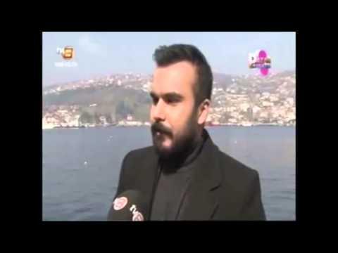 Mustafa Bozkurt 'Mavi Gece' Klip Çekimi...