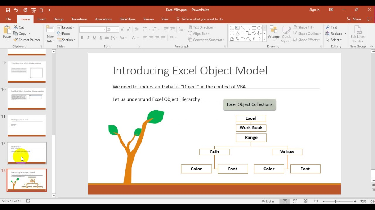 Excel vba object hierarchy youtube excel vba object hierarchy ccuart Gallery