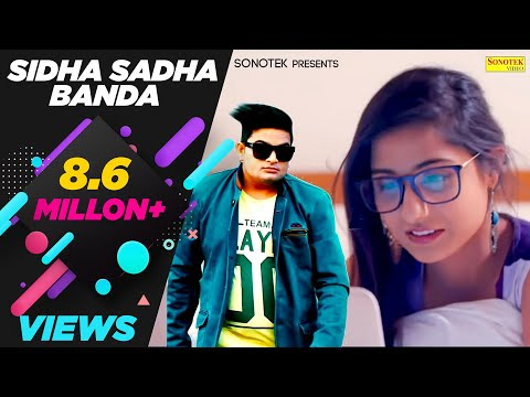 Sidha Sadha Banda | Raju Punjabi | VR Bros | Popular Dj Songs | Latest Haryanvi Songs Haryanavi 2018