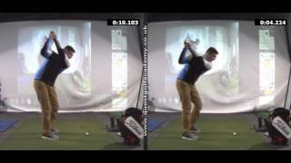 BEST 30 HANDICAPPER SWING YOU'LL EVER SEE! Rick Shiels Quest Golf