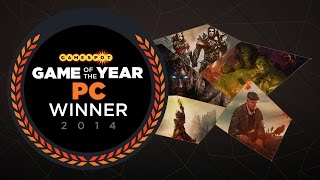 PC Winner - Game of the Year 2014