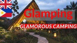 Glamping in Preston, U.K.