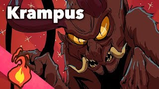 Krampus - Christmas Demon - Extra Mythology