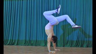 Hướng dẫn tập luyện động tác Handstand cơ bản - Kỹ Năng Đứng Tay - Trồng Chuối | Lê Phạm Thế Vũ