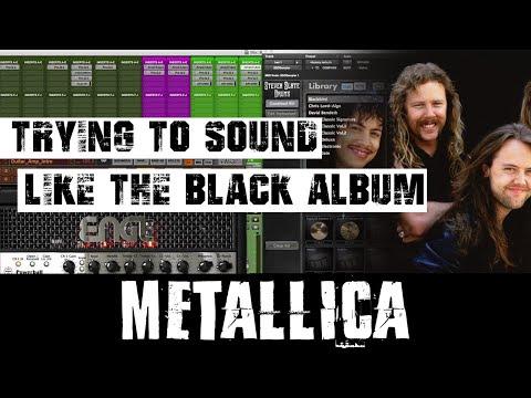 Mixing Guide [Metallica Black Album]