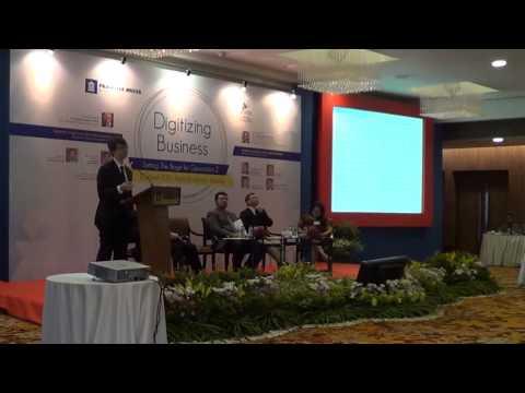 Session 2 - Digital Creative Industries: Beyond Boundaries - Henry Pribadi Ph.D.