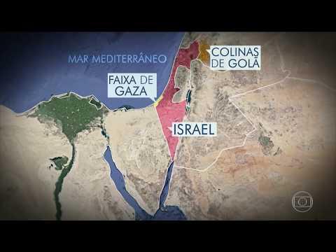 Guerra Dos Seis Dias Entre Israel E Países árabes Completa 50 Anos.