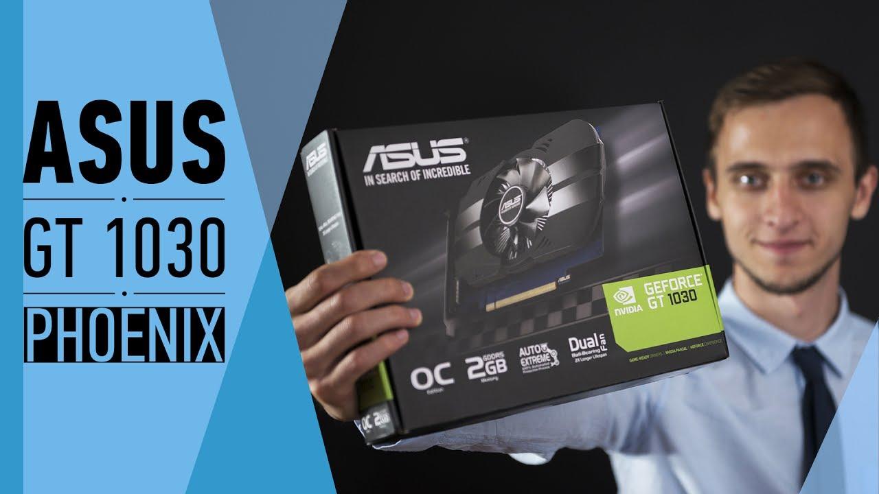 Видеокарта NVIDIA GeForce GT 1030 | GEFORCE-GTX com