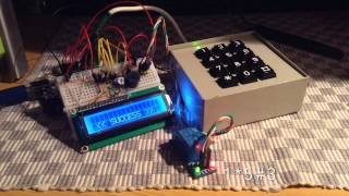 Arduino 1602 LCD shield with keypad Hobbyistconz