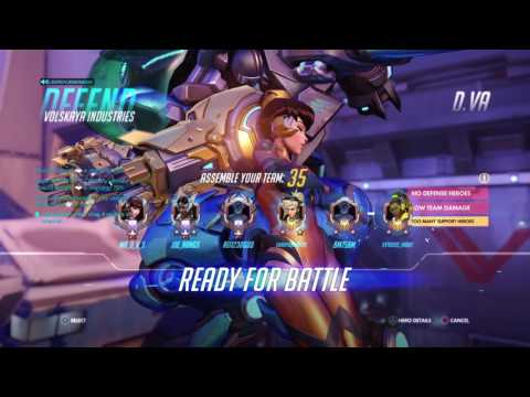 Why Overwatch comp. is toxic