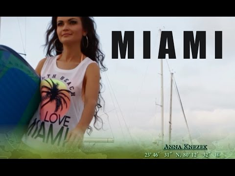 Miami Beach, Florida; Things to do, activities, watersports, Anna Knezek, GoPro