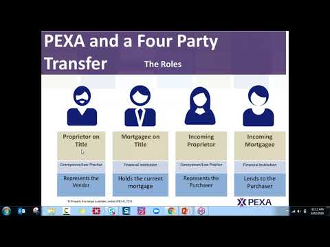 Transfers 101 | Completing a Transfer as the Proprietor on Title March 2018 Webinar