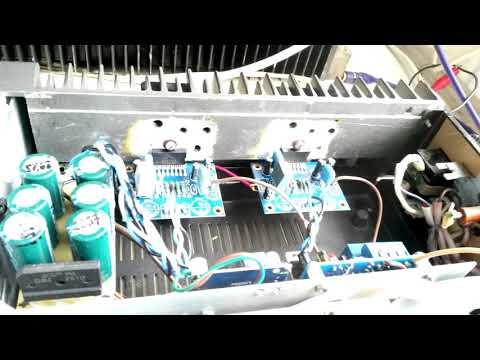 Активный фильтр для акустических систем .