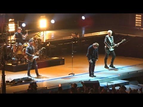 U2 Live Berlin 01 09 2018 Full Concert (Bono Lost Voice)