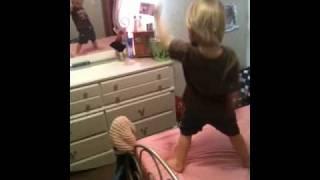 Justin Bieber baby dance